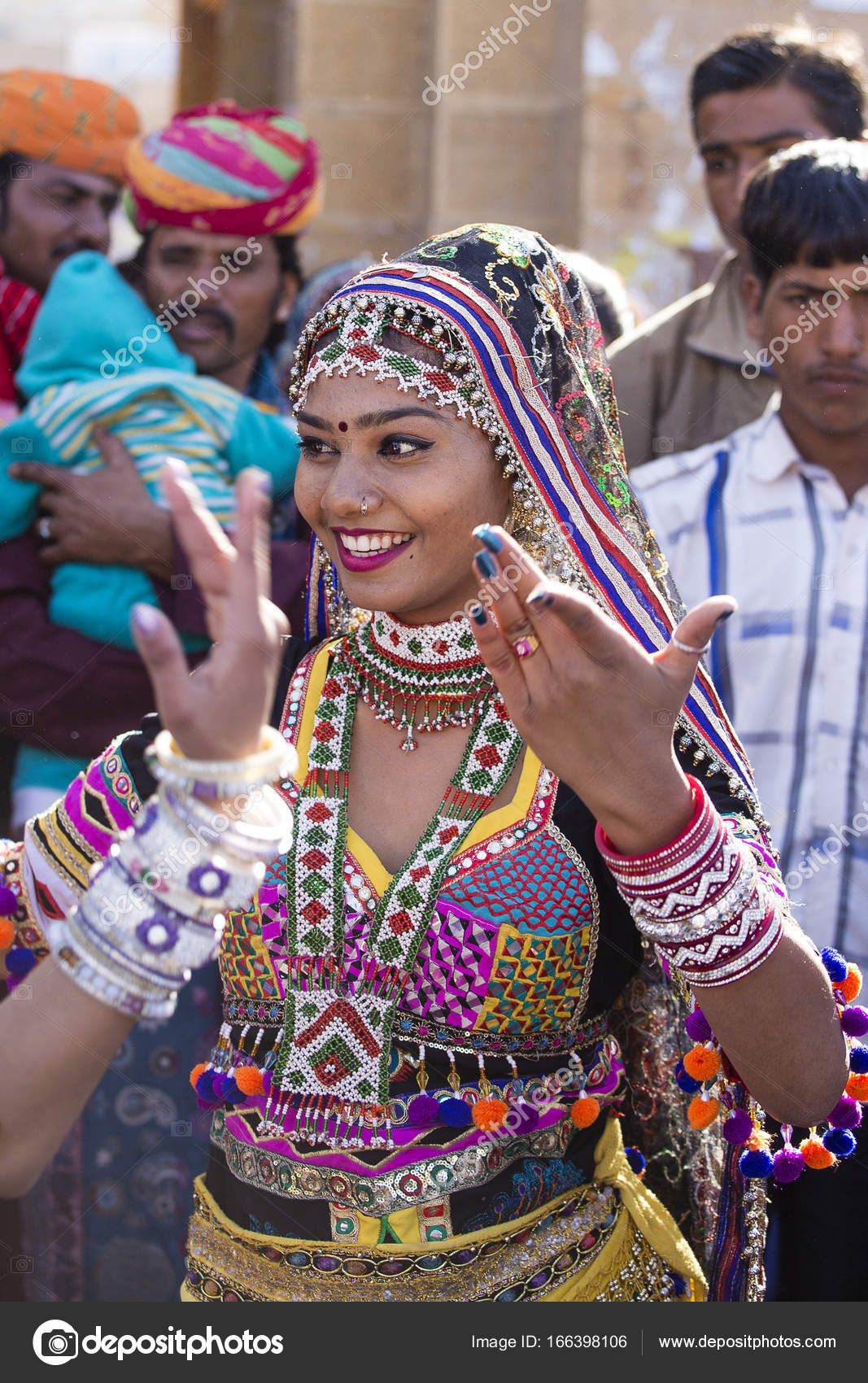 Rajasthan dress image