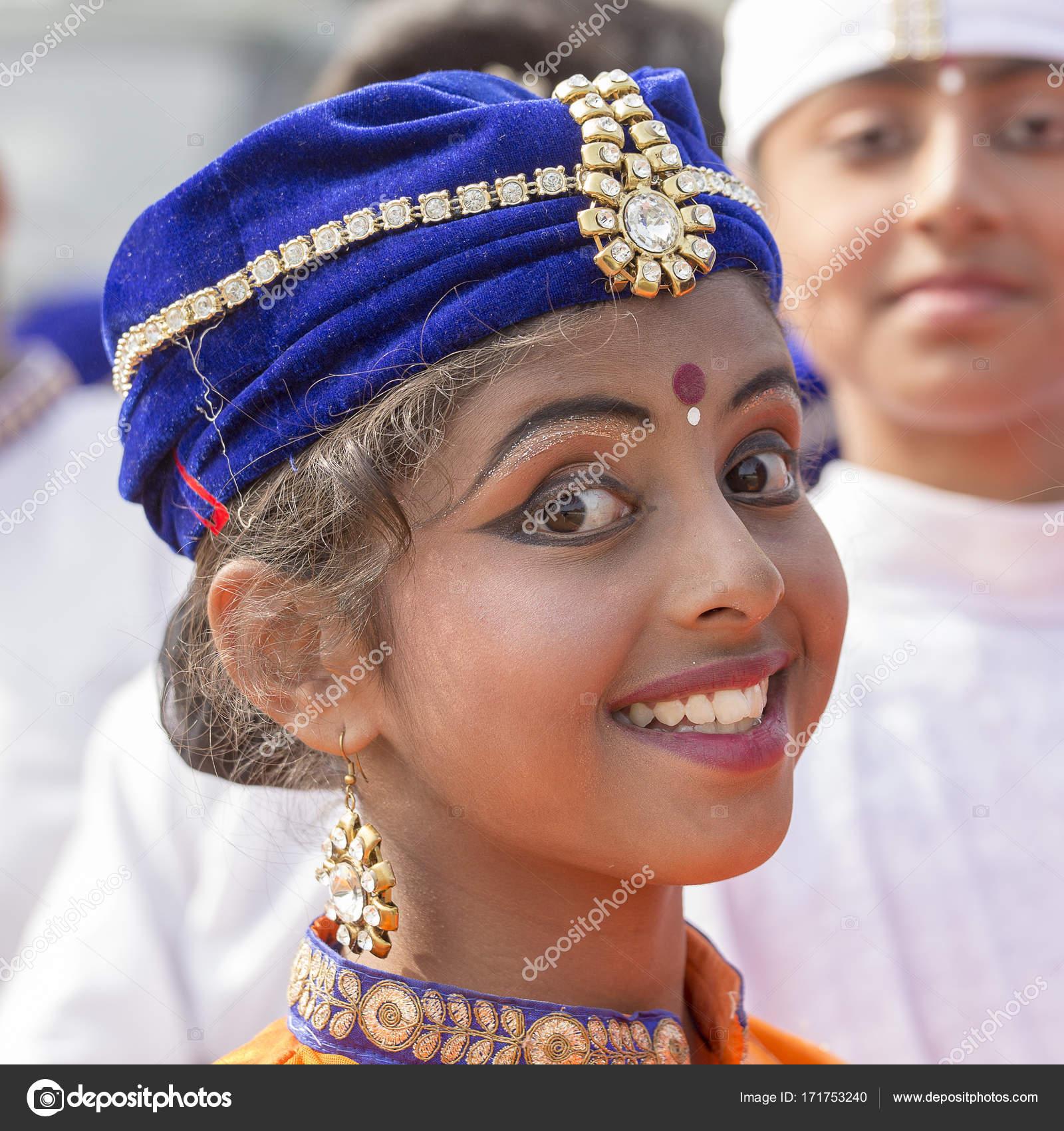 Delhi Mädchen Foto