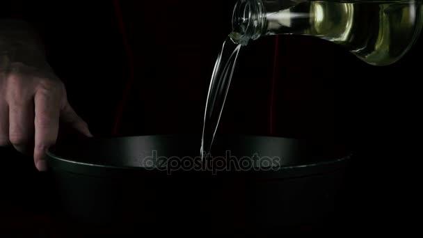 を 注ぐ 油 に 水