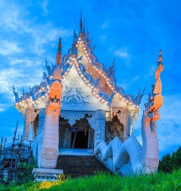 Temple wat hyua pla kang