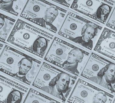Billie dollar background