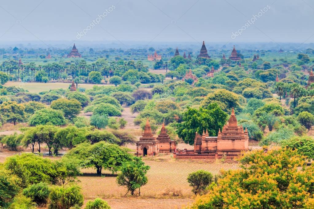 Bagan city at Shan State