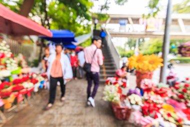 blur flower shop