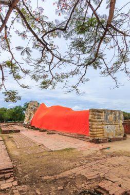 Reclining Buddha of Ayutthaya Province