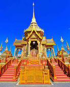 Fényképek Thai royal krematórium