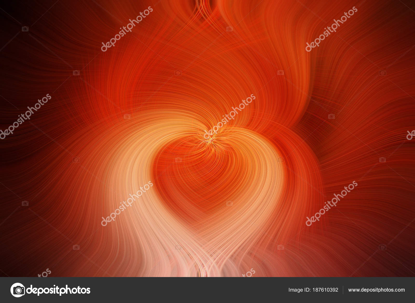 Swirl shapes photoshop | Abstract fine art photoshop swirl
