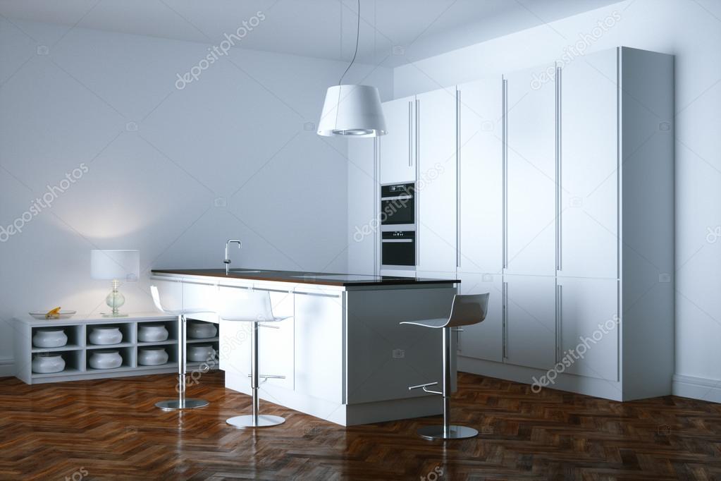 Sala contemporanea minimalista | Nuevos muebles de cocina ...