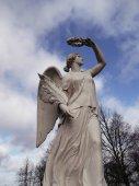Photo Goddess of victory of Greek mythology