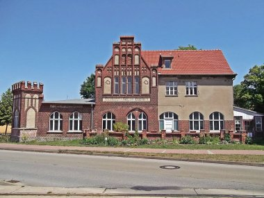 Former spa hotel Hohenlychen