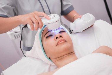collagen mask. rf skin tightening machine