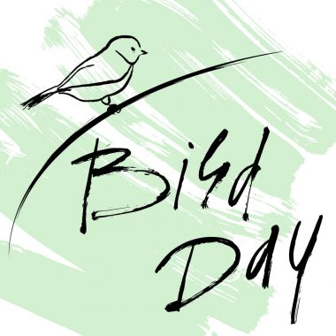 Card International Bird Day