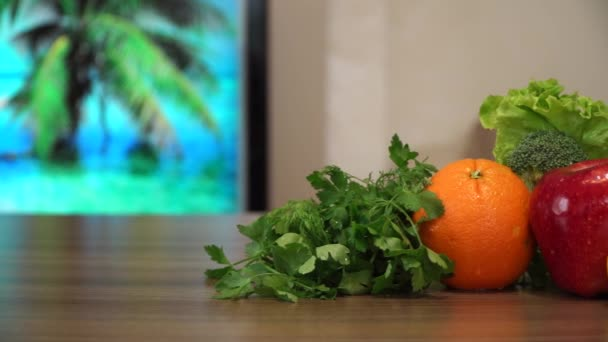 Čerstvé potraviny pro zdravý život