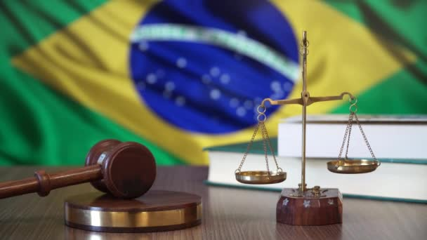 Justice for Brazil Laws in Brazilian Court