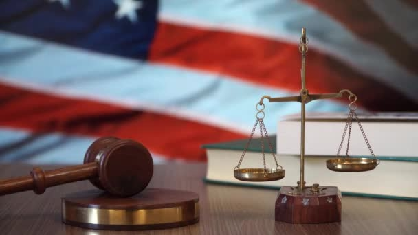 Justice for US Laws in American Court