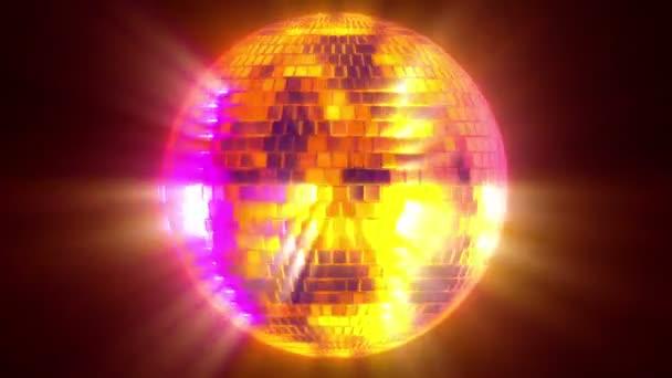 Disco Ball animáció