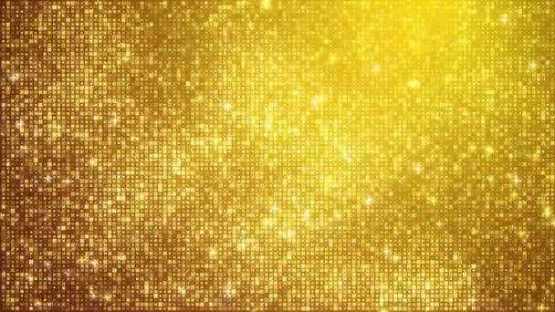 Zlaté pozadí animace