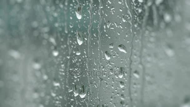 Kapky vody v systému windows
