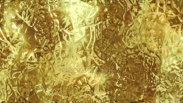 Gold foil texture, animation background