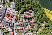 Otmuchow település központjától, Lengyelország