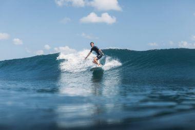 Male surfer