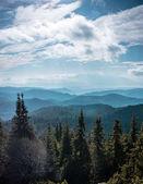 Fotografie Berglandschaft in Griechenland