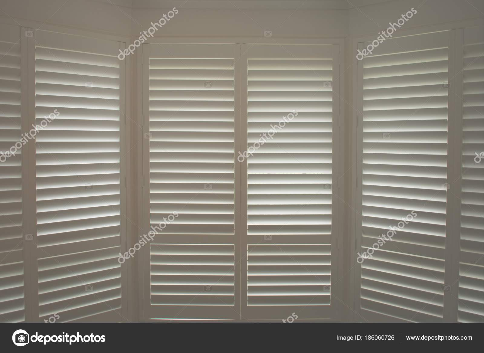 Pictures Plantation Shutter Luxury White Indoor