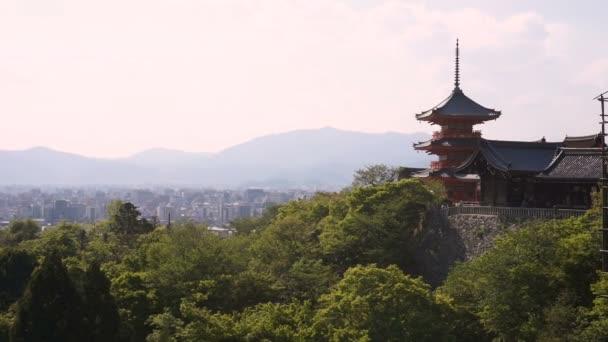 Kiyomizu-Dera buddhistický chrám