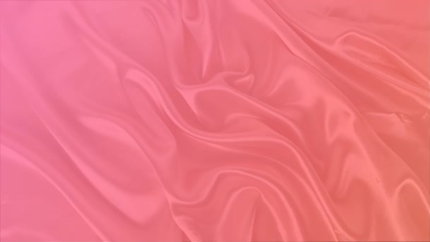 gyönyörű selyem szövet finom rózsaszín színű lepedővel, puha folyású, fényűző, esküvői koncepció, textúra, háttér, forma egy kártya, másolás tér