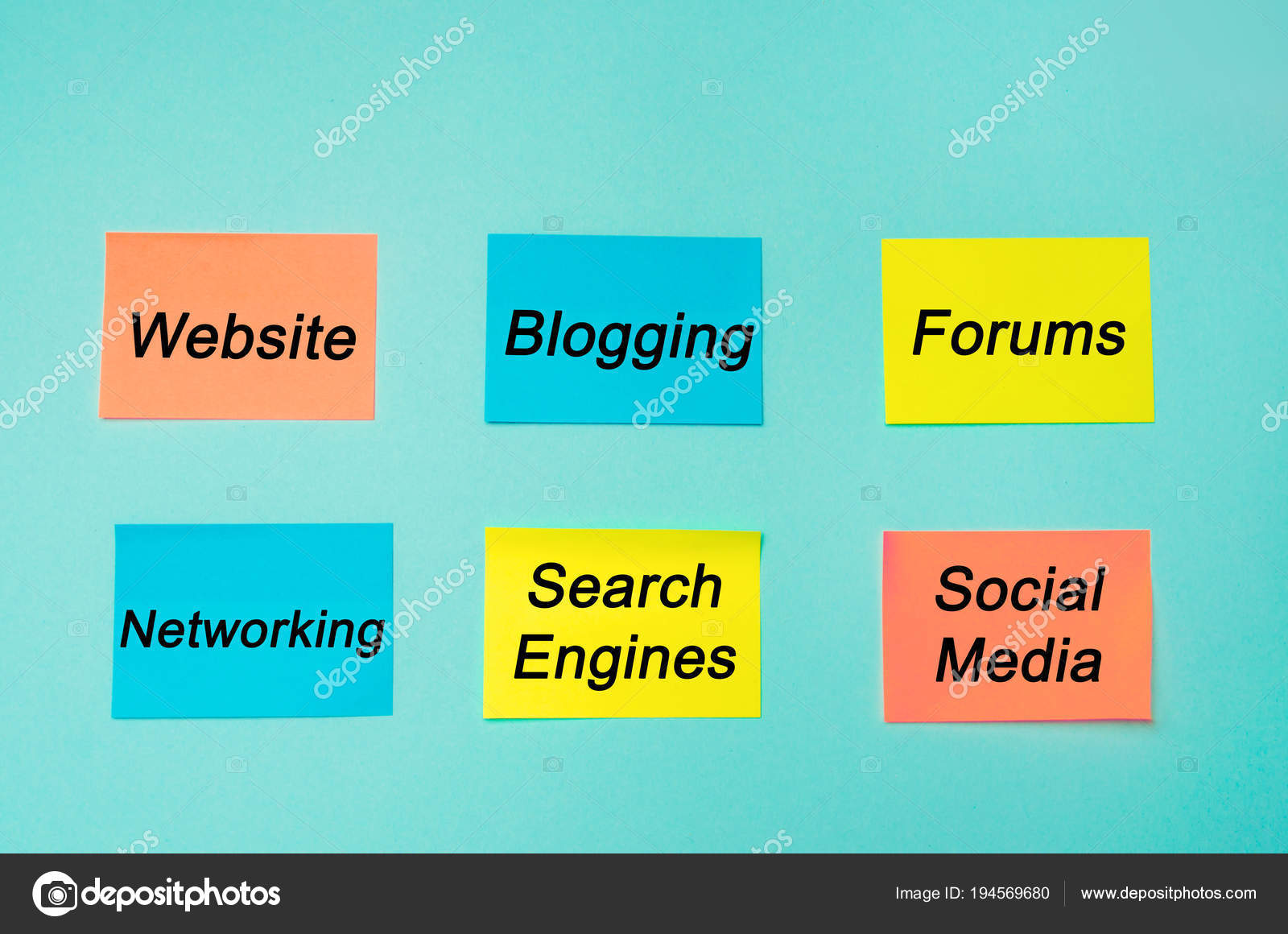 online presence, internet, communication, social networks in