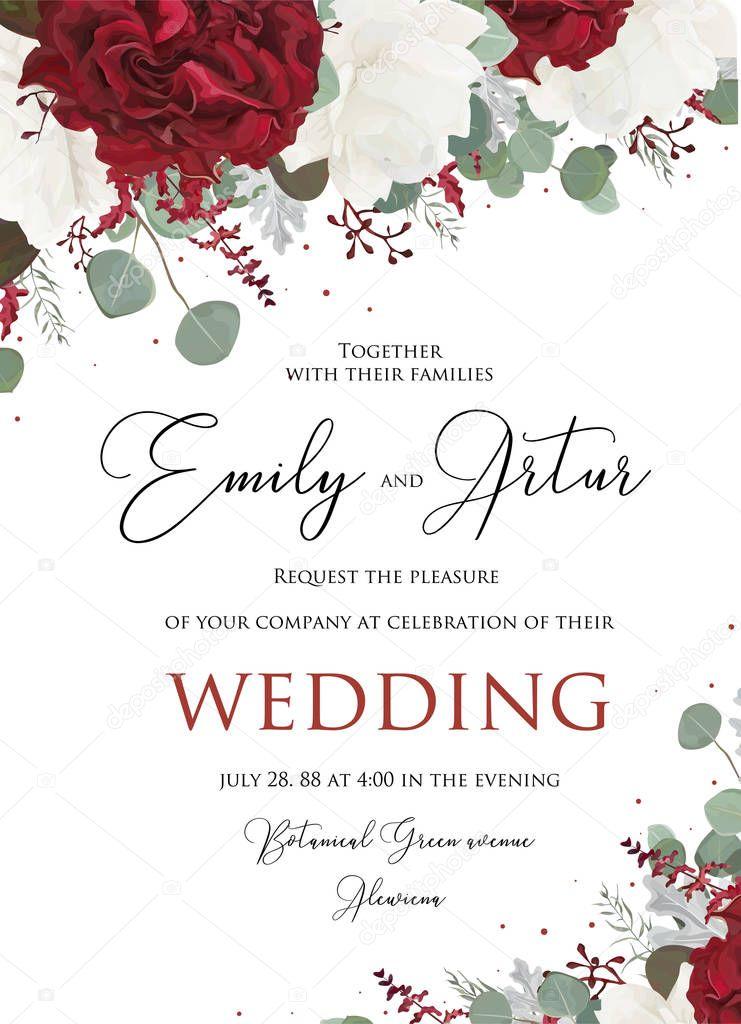 modelos de invitaciones de boda para descargar