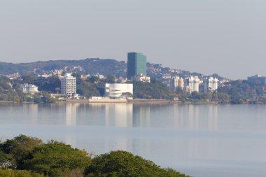 South of Porto Alegre city