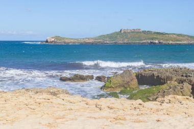 Pessegueiro island in Porto Covo