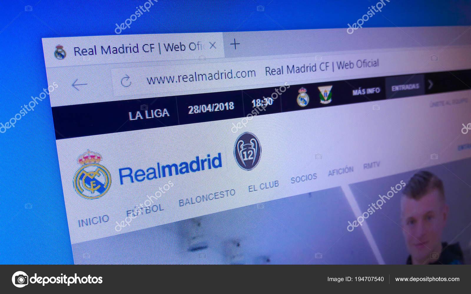 Испанские сайты по футболу