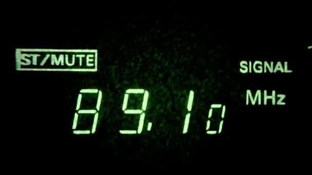 rádiové frekvence skenování