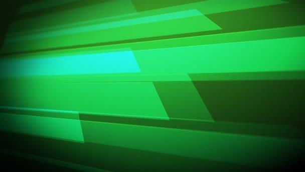 pohybující se zelený panely