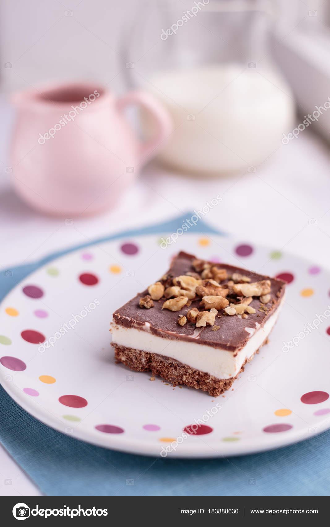 hemmagjord glass choklad