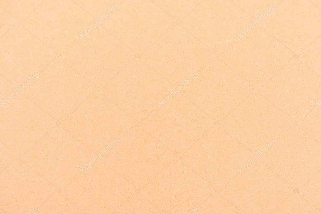 texture of peach-yellow color paper as background