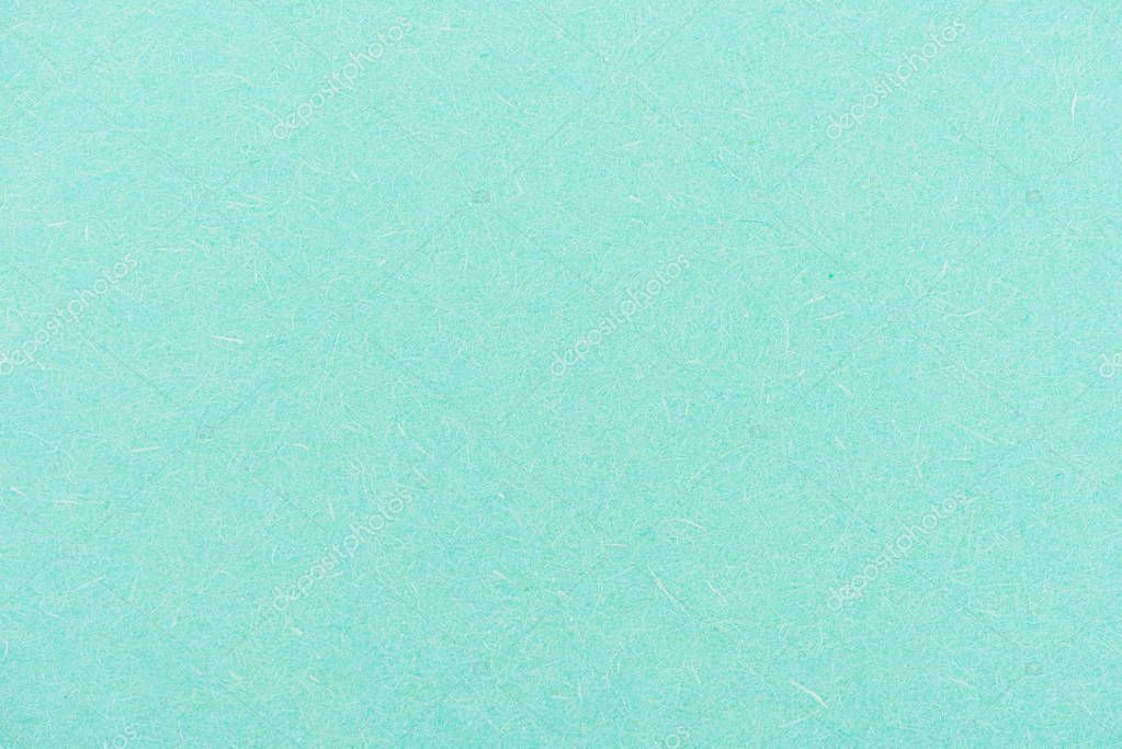 texture of turquoise color paper as background