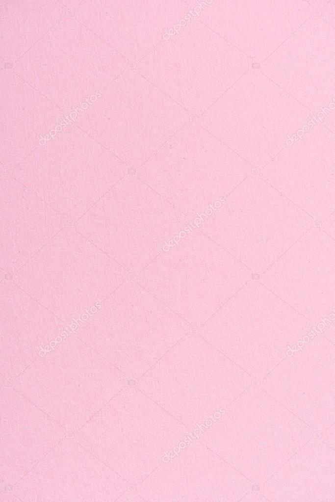texture of pink color paper as background