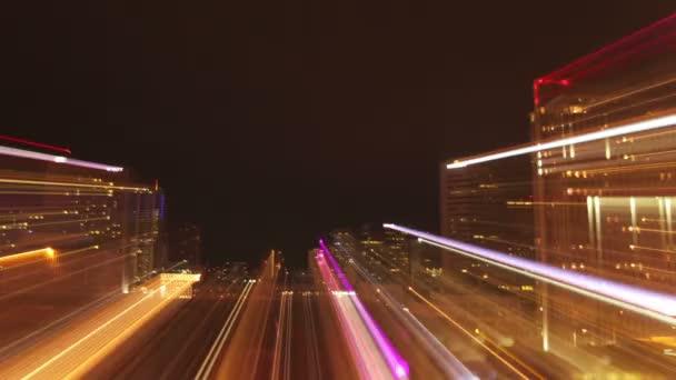 denver hotel city view abstrakt