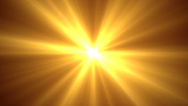 arany center fénysugarak