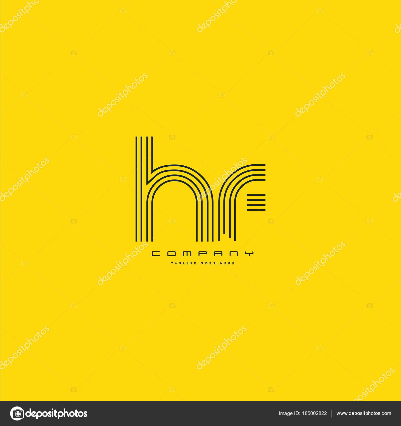 Línea Logo Conjunto Plantilla Tarjeta Visita Vector — Vector de ...