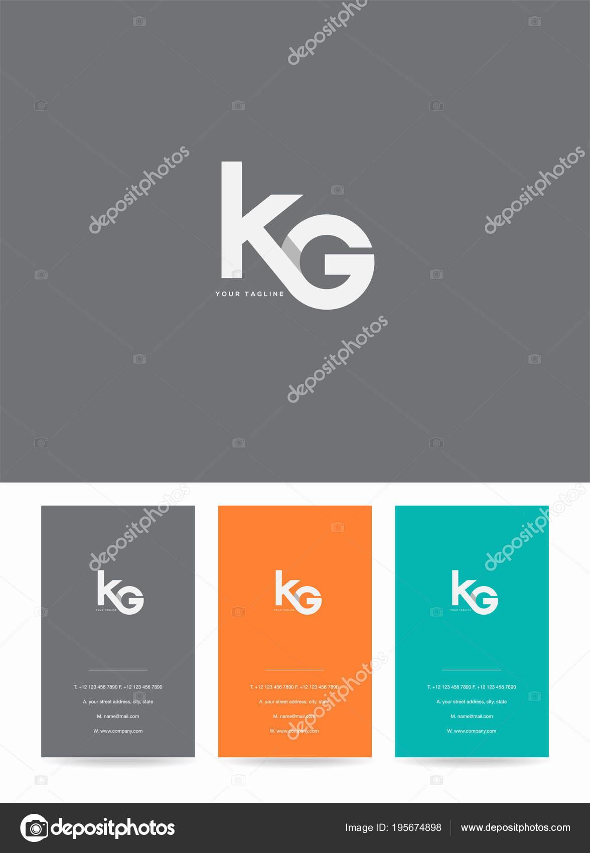 Letters logo template business card vetores de stock ajayandzyn letters logo template business card vetores de stock reheart Choice Image