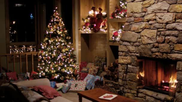 Štědrý večer v Rodinný pokoj