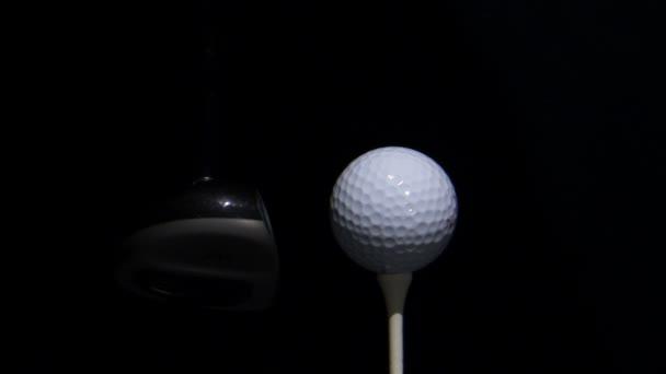 golfový míček na triko hit