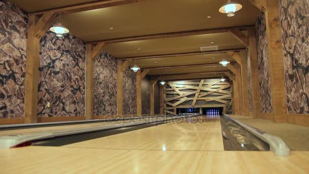 soukromé bowlingové dráhy