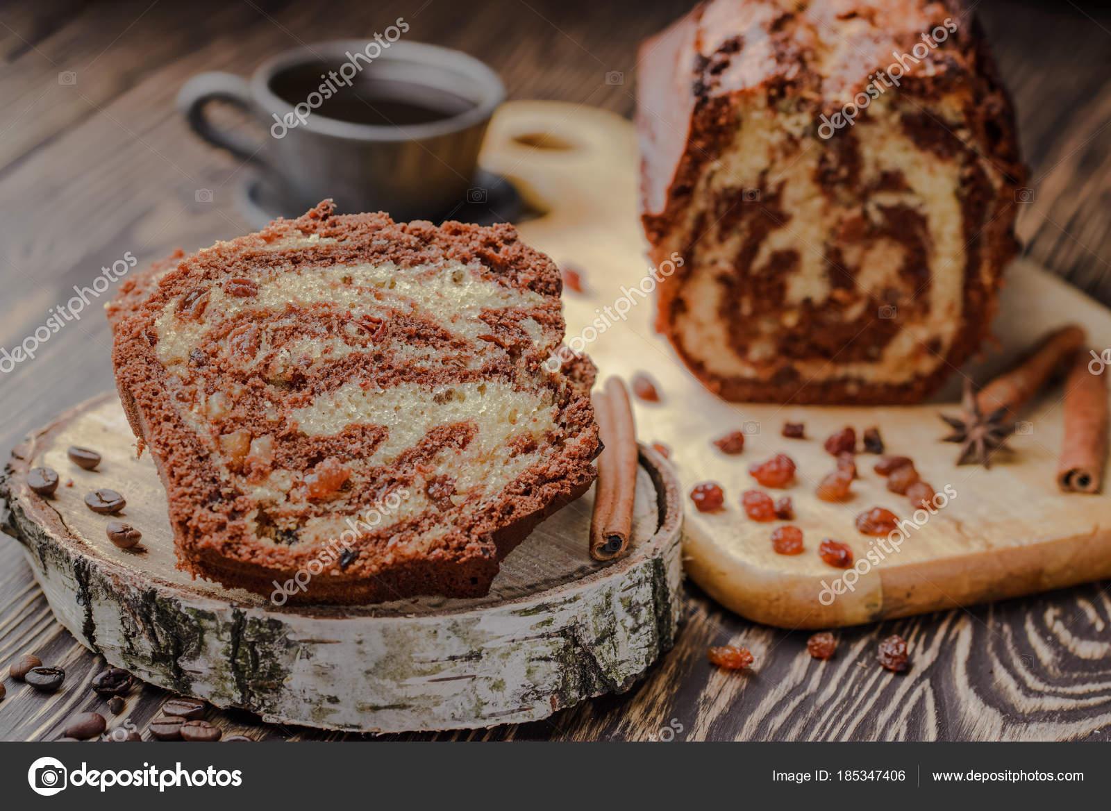 Hausgemachte Zebra Kuchen Muffins Fur Den Heimgebrauch Cupcake Mit