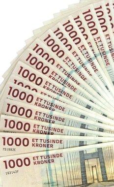 Danish krone - 1000 DKK banknotes