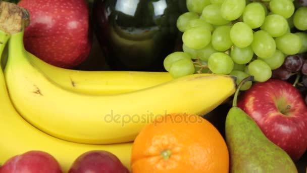 Různé čerstvé potraviny