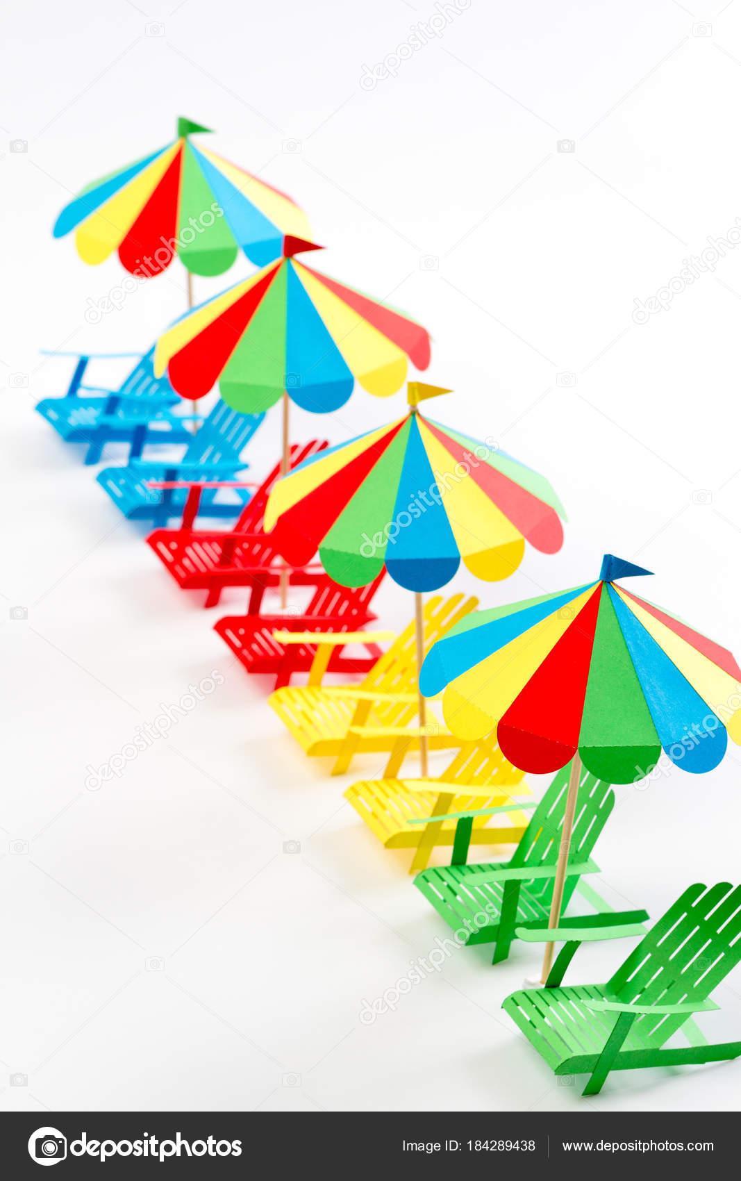 foto Jasne parasole